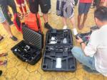Bị bắt vì dùng flycam quay cung điện Hoàng gia Campuchia