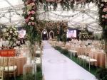 Đám cưới xa hoa của đại gia Hải Phòng gây sốt