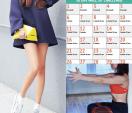 Bài tập đơn giản với tường giúp giảm giảm béo bắp đùi chỉ trong 30 ngày