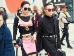Tóc Tiên diện áo buông lơi khi làm khách mời danh dự tại Seoul Fashion Week