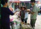 Kiếm tiền triệu nhờ bán bánh trôi bánh chay Tết Hàn thực