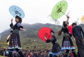 Nét văn hóa độc đáo của Hà Giang trong lễ hội chợ tình Khau Vai 2017