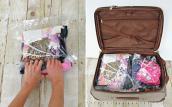 7 mẹo giúp bạn đóng gói trăm món đồ trong hành lý