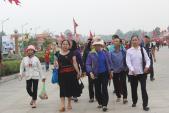 Lễ hội Đền Hùng 2017: Không để du khách ăn mặc phản cảm vào đền