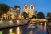 Pháp mở phố đi bộ bên bờ sông Seine