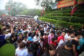 Giỗ Tổ Hùng Vương 2017: Hàng triệu đồng bào về dâng hương ngày Giỗ Tổ