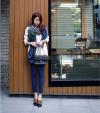 Mẹo chọn quần jeans cực chất và thời trang cho những nàng chân cong