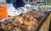 Sắc màu của lễ hội bánh dân gian Nam Bộ