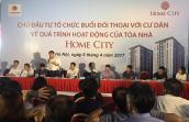 Tranh luận nảy lửa về lối đi của dự án Home City