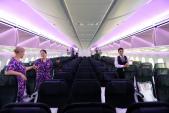 Những trải nghiệm thú vị trên chuyến bay từ TP.HCM đến Auckland