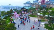 Trải nghiệm văn hóa xứ phù tang với lễ hội Mặt trời mọc tại Hạ Long
