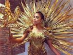 Nguyễn Thị Thành lọt top 3 trang phục đẹp nhất Hoa hậu Môi trường quốc tế 2017