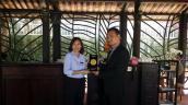 Resort nằm giữa sườn núi nhận giải thưởng vàng của Agoda