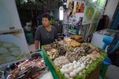 15.000 hàng rong phải di dời trong chiến dịch làm sạch Bangkok