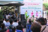 Tưng bừng khai mạc Tuần lễ chào mừng Ngày Sách Việt Nam tại TP.HCM