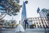 Ảnh cưới tại các điểm du lịch nổi tiếng trên khắp Việt Nam