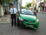 Chân dung tài xế taxi Mai Linh tông thẳng xe hạ gục cướp