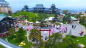 Văn hóa Nhật Bản tái hiện trong lễ hội Mặt trời mọc