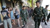 Vì sao cảnh sát Thái Lan tạm giữ 100 hướng dẫn viên du lịch nước ngoài?
