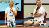 Cái quần đùi của Giáo sư Trương Nguyện Thành không phải là… cái quần đùi!