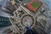 Bộ ảnh chụp từ các tòa nhà cao tầng của