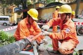EVN HANOI đảm bảo an toàn điện trong mùa mưa bão
