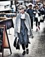 Từ bà giáo già thành fashionista chuyên nghiệp ở tuổi 63