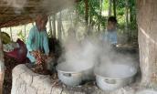Vạch mặt công nghệ sản xuất đường thốt nốt dỏm giá rẻ