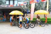 Ironman 70.3 - cuộc thi thể thao thu hút đông người nước ngoài nhất tại Việt Nam đã bắt đầu