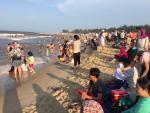 Biển ở Huế đã hết cảnh đìu hiu sau sự cố môi trường biển