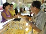 Chuyên gia dự báo giá vàng tuần này tiếp tục lao dốc