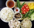 Cách nấu canh chua chay thanh mát cho ngày Rằm thanh tịnh