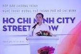 """TP Hồ Chí Minh: Tổ chức """"Ho Chi Minh Street Show"""" tại phố đi bộ Nguyễn Huệ"""