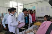 Bệnh viện quận Bình Tân: Điểm 10 cho kỷ niệm 10 năm