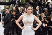 Lý Nhã Kỳ diện váy 1 tỷ lại Cannes