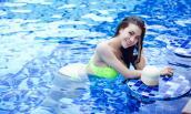 Mẹo hay chăm sóc tóc sau khi đi bơi các nàng cần phải biết