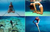 Loại hình yoga kỳ lạ nhưng hiệu quả bất ngờ