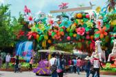 Lễ hội trái cây Nam bộ sẽ kéo dài trong 3 tháng