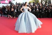 Cận cảnh 10 bộ đầm đẹp nhất thảm đỏ Cannes 2017