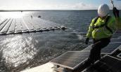Điện mặt trời ở Anh tăng lên mức kỷ lục