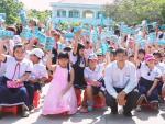 FrieslandCampina Việt Nam hưởng ứng ngày sữa thế giới 01/6/2017
