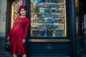Ngọc Loan The Face đẹp sang chảnh ở Ý