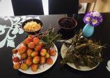 Tết Đoan Ngọ 5/5: Nên ăn rượu nếp, hoa quả chua để giết sâu bọ vào sáng sớm?