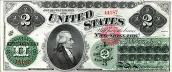 Những điều thú vị về tờ 2 USD