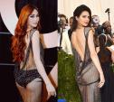 Liên tục bị tố mặc váy nhái, hai người đẹp Việt vẫn thản nhiên như không
