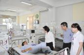 Sau tai biến y khoa ở Hòa Bình, rà soát máy móc và kiểm soát chặt chẽ quy trình chạy thận