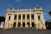 Độc đáo kiến trúc Nhà hát Lớn Hà Nội