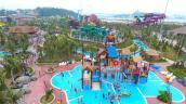 Trốn nóng trong công viên nước Typhoon Water Park