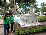 Chiêm ngưỡng danh thắng thu nhỏ trên bờ biển Nha Trang