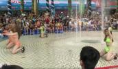 Múa bikini gợi cảm, công viên nước Đầm Sen bị phạt 45 triệu đồng